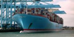 خدمات الشحن البحري