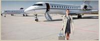 الاستقبال في المطار و النقل الى الفندق