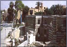 الرحلات الى المدن المصرية القديمة