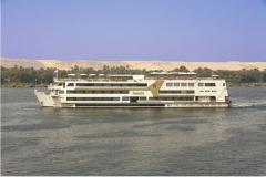 الرحلة النيلية 8 ايام 7 ليالي