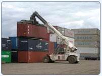 Container storage & management