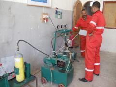 Fire extinguishers & fire detection