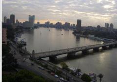 الرحلات الى القاهرة