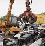 معالجة النفايات والخردة المعدنية