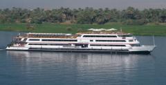 الرحلة النيلية على متن اليخوت