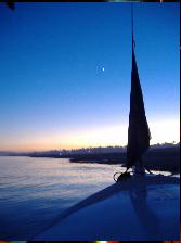 Nefertiti Felucca Sail