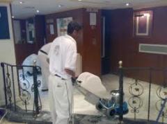 خدمات النظافة