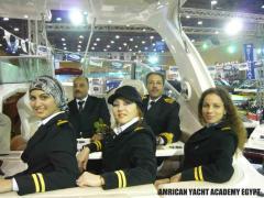 American Yacht Academy ..Egypt الاكاديميه البحريه