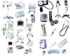 Installation of medical equipment