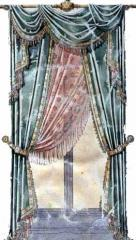 Design of curtains