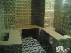 حمامات مغربية