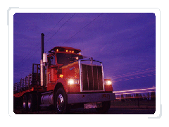 نقل دولى بالشاحنات