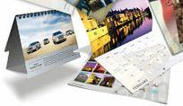 Printing of wall calendars