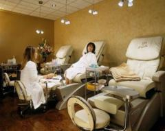 Beauty salon in hotel