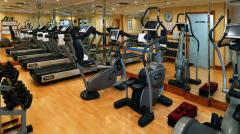 Stay Fit at Sheraton Montazah