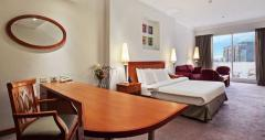 Hotel rooms: standard single rooms