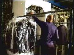 Dry Cleaning in hotel