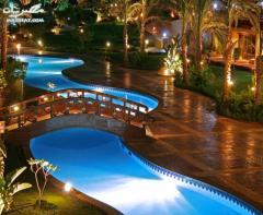 خدمات تصميم القري الياحية والفنادق