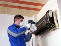 اصلاح و صيانة أجهزة تكييف الهواء