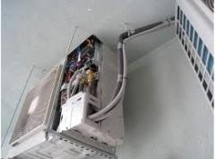 Services of repairing of air conditioners