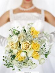 Services on wedding flower decoration