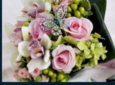 زهور الزفاف