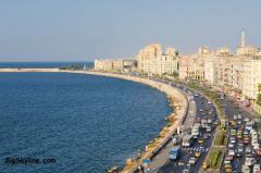 الاسكندرية من اجمل الاماكن السياحية فى مصر