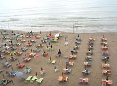 الاستجمام علي الشواطئ