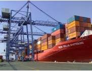 تنفيذ عمليات المدفوعات لنقل والشحن العابر للبضائع