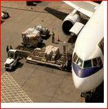 International cargo air transportations