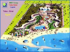 انشاءات و فنادق سياحية