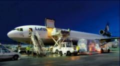 خدمات النقل الجوي للشحنات