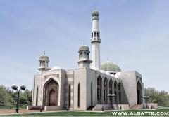 مسجد عبدالله بن داوود الصدقة سابقاً