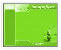 برنامج البيان فى إدارة شركات توظيف العمالة بالخارج