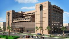 مشروعات سياحية(فندق ميريديان هيليوبوليس)(