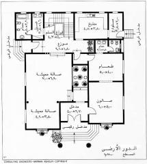 التصميمات المعماريه لفيلات