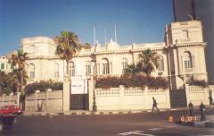 تطوير و تجديد مبني القنصلية الفرنسية - الإسكندرية
