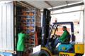 Export of citrus