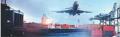 خدمات الشحن الجوي والنقل