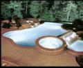 تصميمات حمامات السباحة المختلفة من فرحات